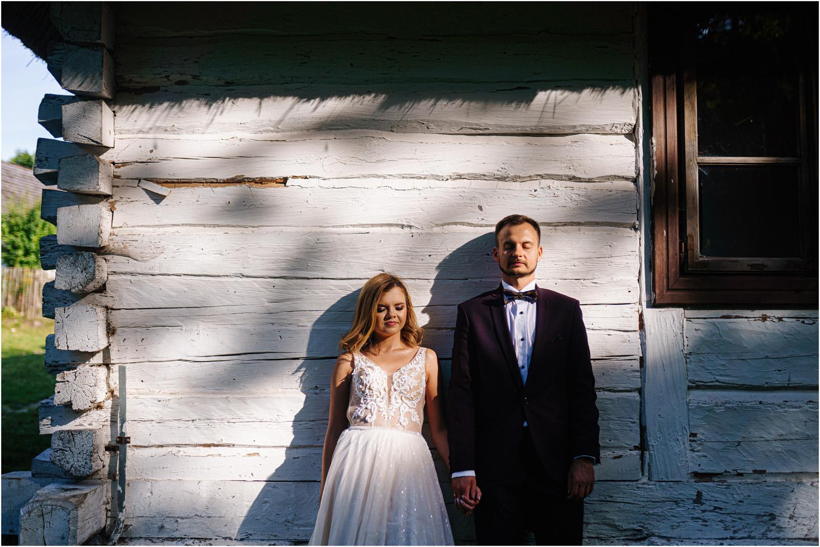 Kasia & Damian   ślub plenerowy w Kuźni Smaków i sesja w skansenie 121