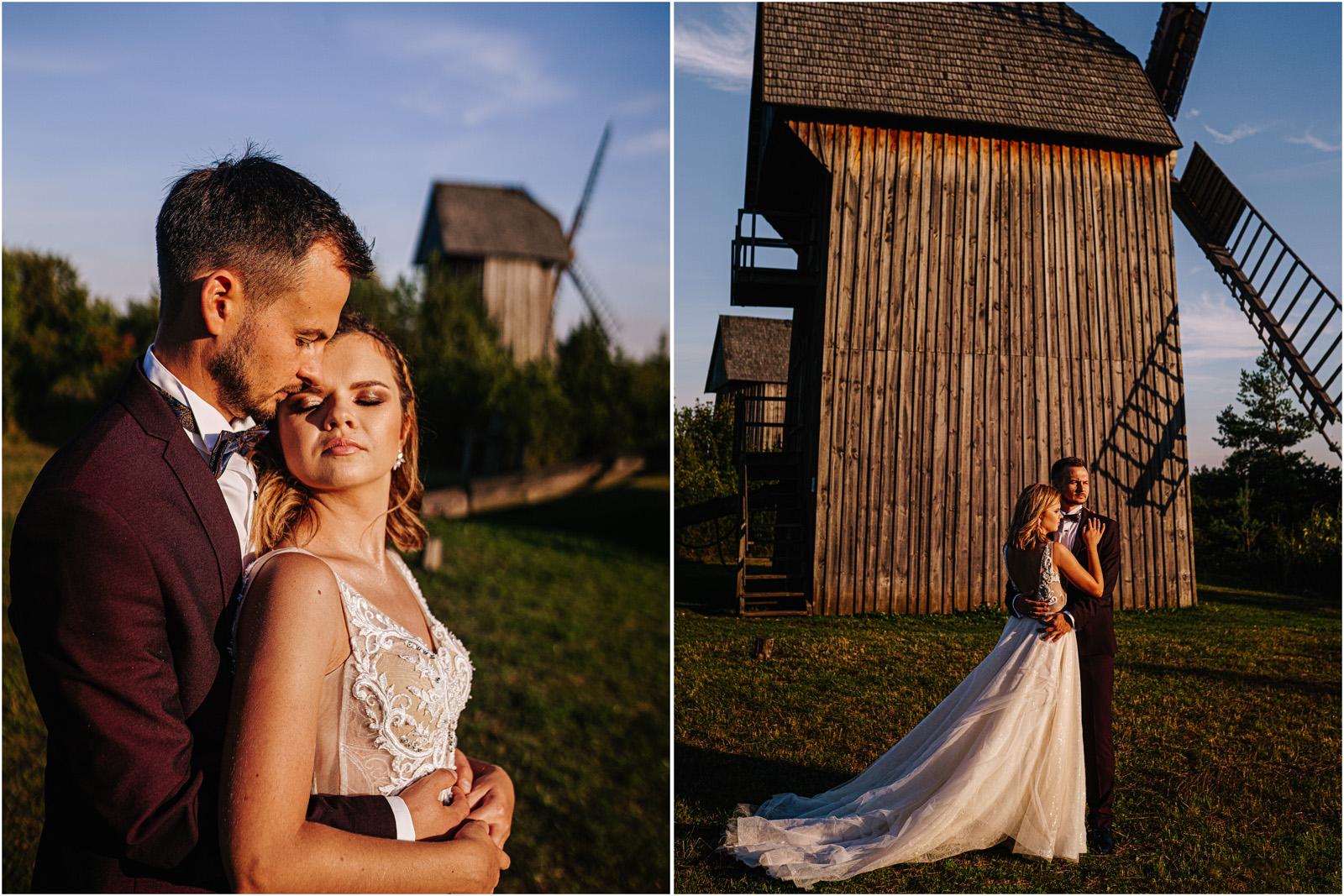 Kasia & Damian   ślub plenerowy w Kuźni Smaków i sesja w skansenie 142