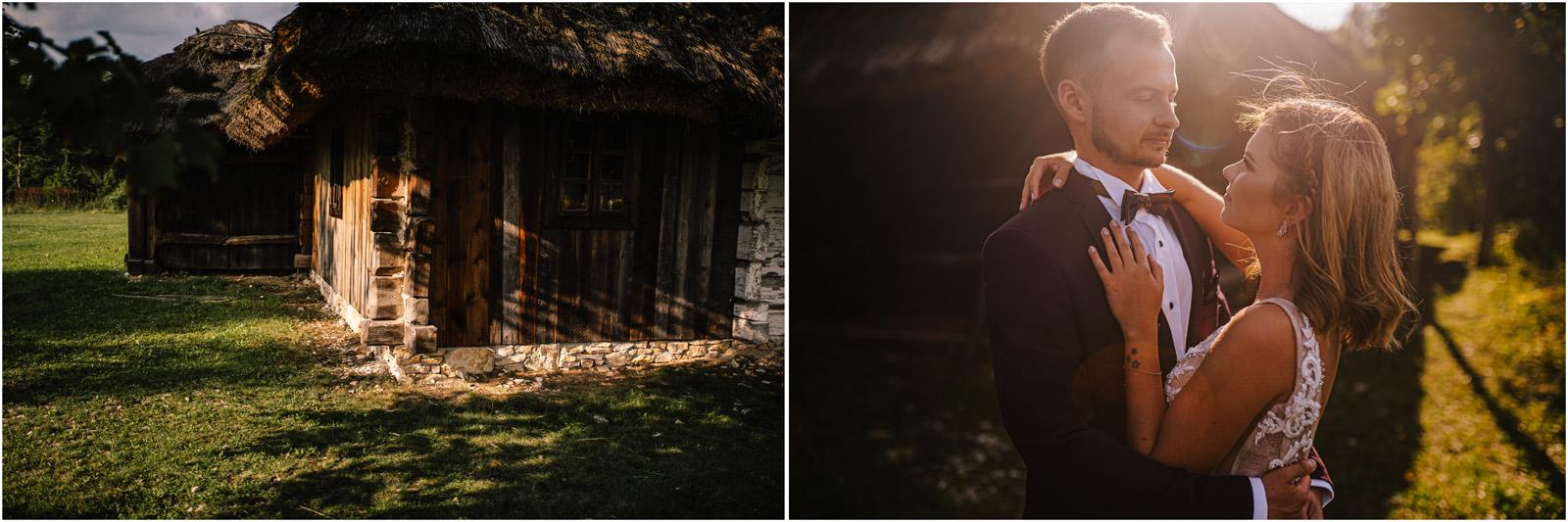 Kasia & Damian   ślub plenerowy w Kuźni Smaków i sesja w skansenie 124