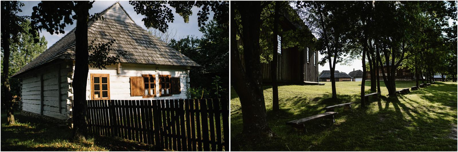 Kasia & Damian   ślub plenerowy w Kuźni Smaków i sesja w skansenie 115