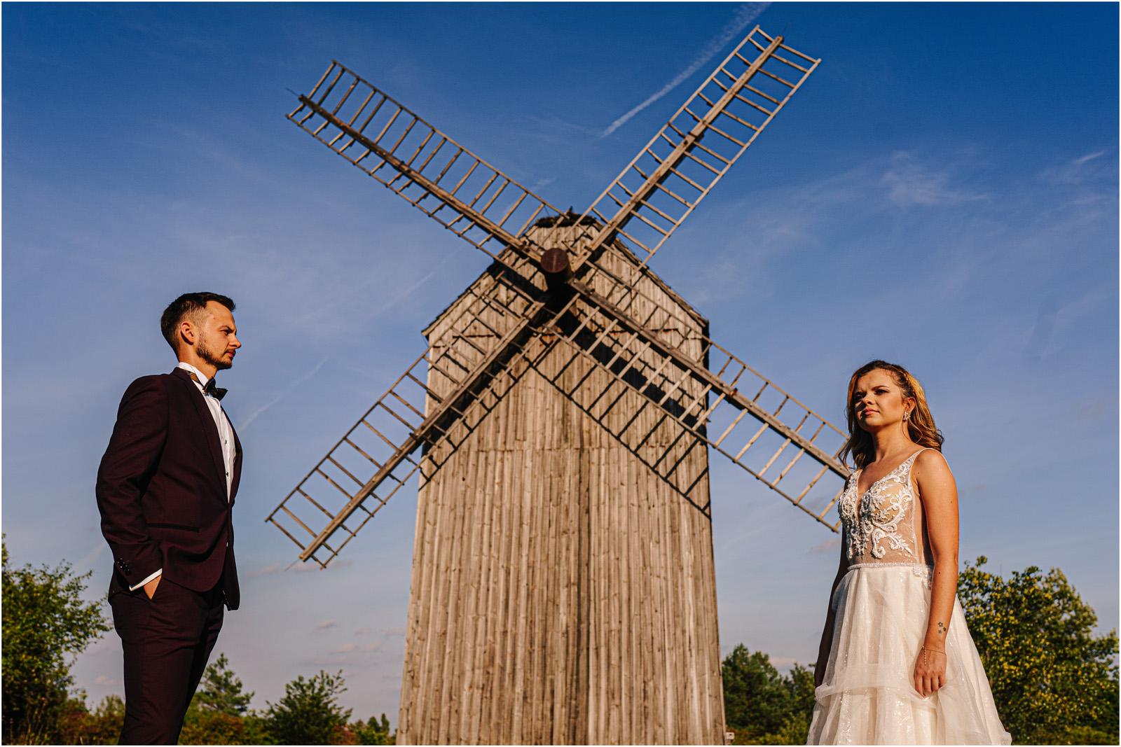 Kasia & Damian   ślub plenerowy w Kuźni Smaków i sesja w skansenie 141