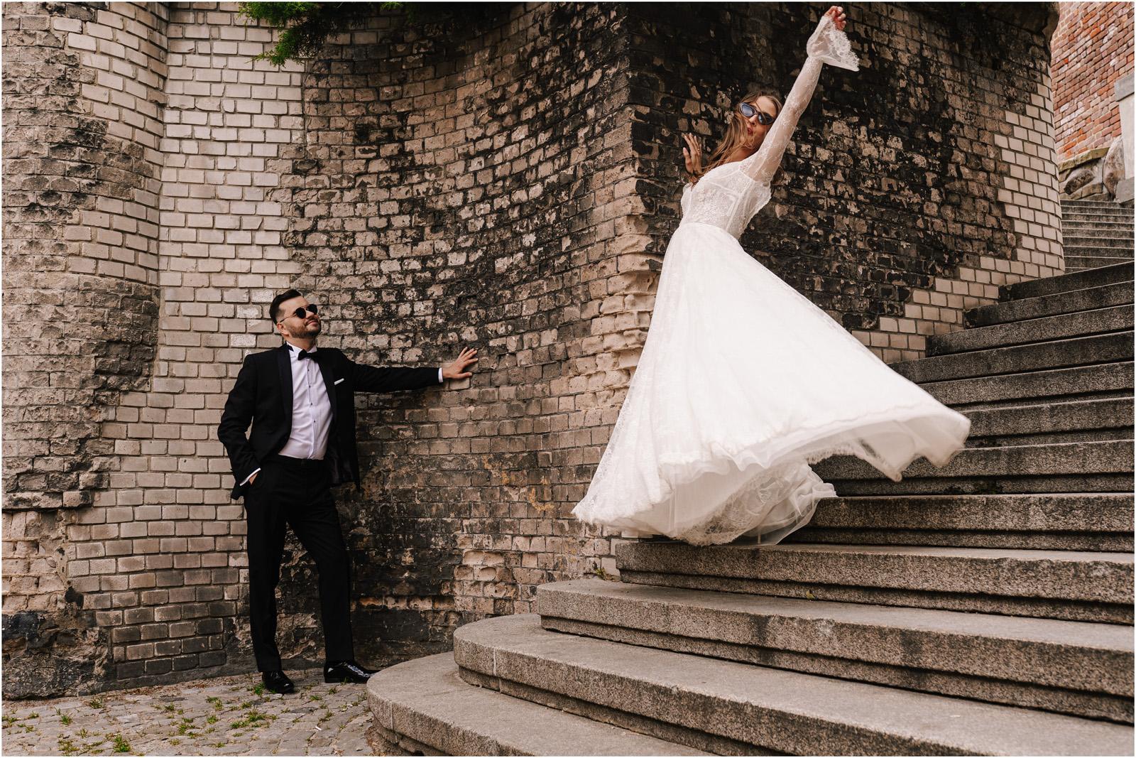 Asia & Andrzej | sesja na dachu w Poznaniu 31