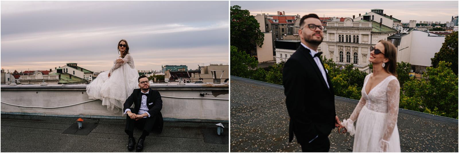 Asia & Andrzej | sesja na dachu w Poznaniu 42