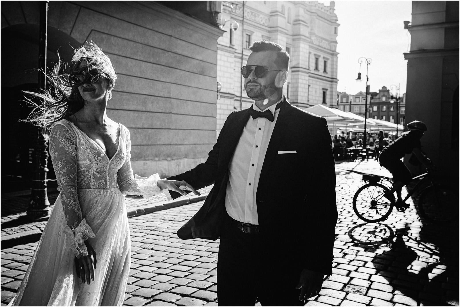 Asia & Andrzej | sesja na dachu w Poznaniu 8