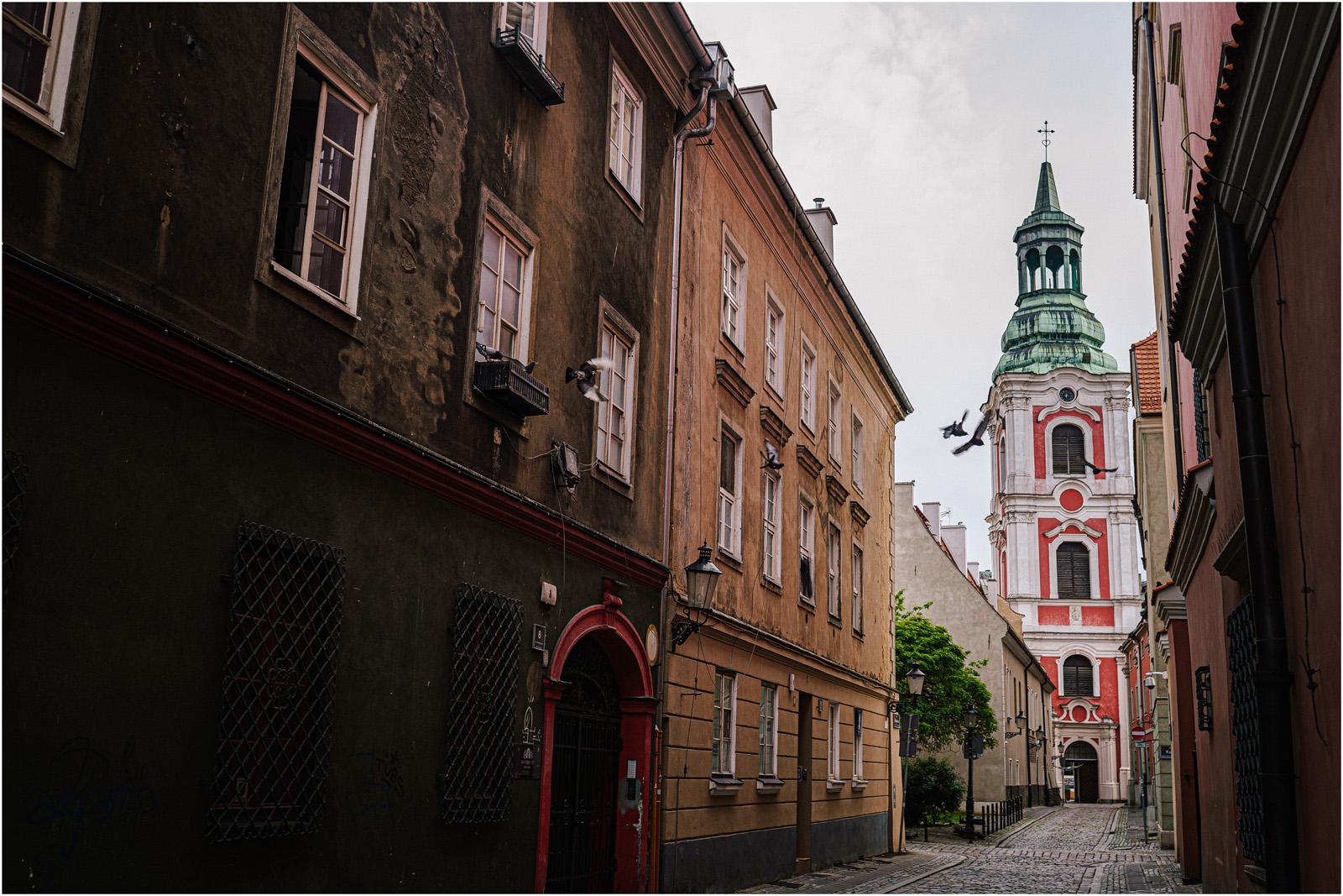 Asia & Andrzej | sesja na dachu w Poznaniu 16