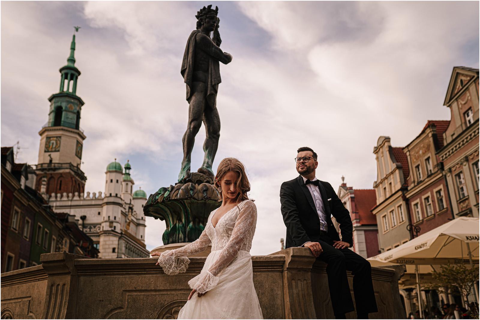 Asia & Andrzej | sesja na dachu w Poznaniu 22