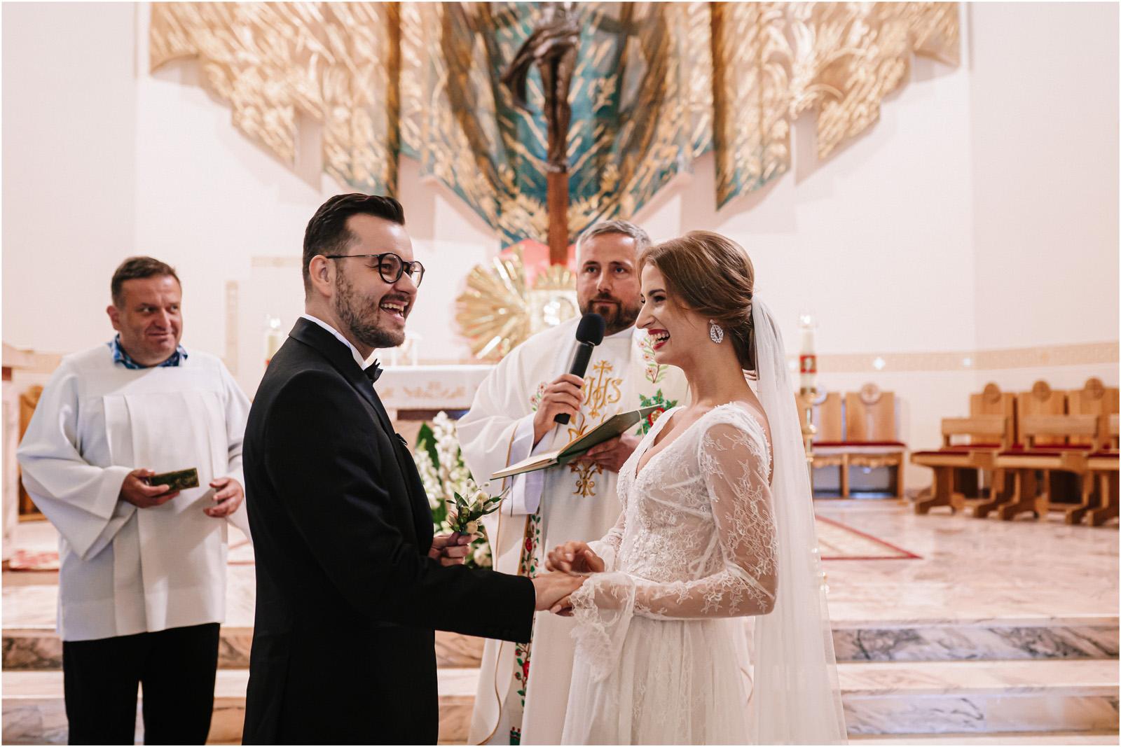 Asia & Andrzej | wesele artystów w Uroczysku 36
