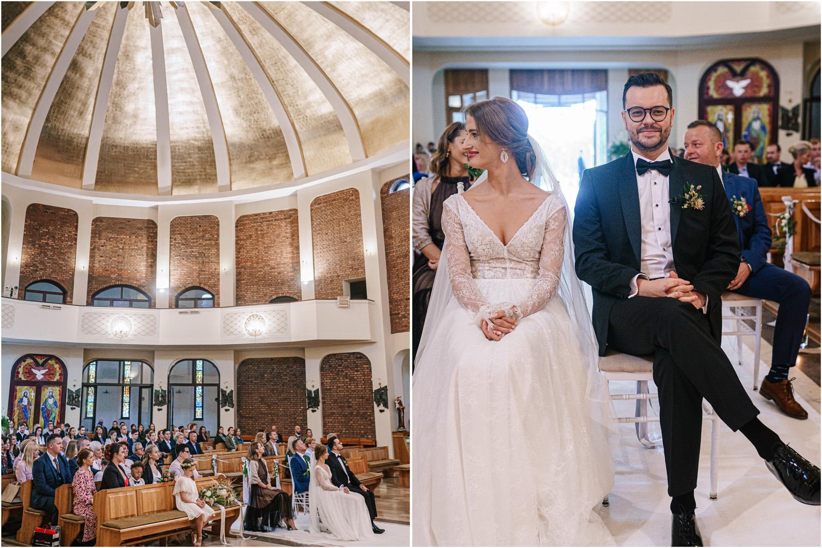 Asia & Andrzej | wesele artystów w Uroczysku 35
