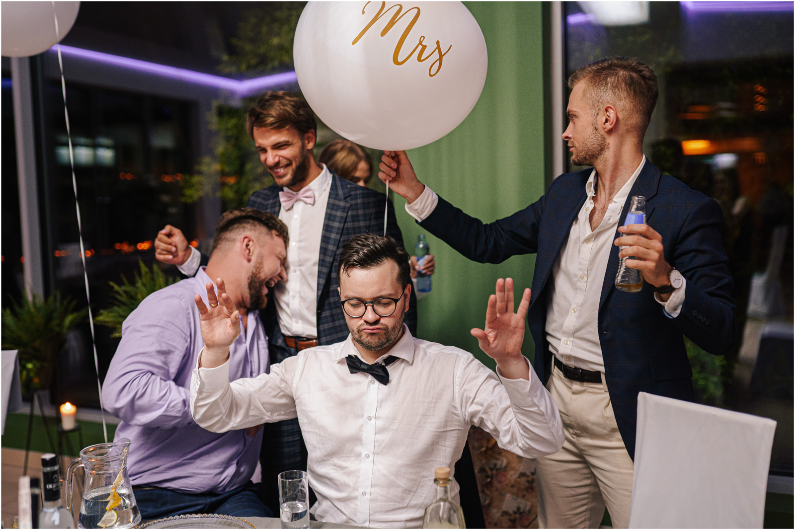 Asia & Andrzej | wesele artystów w Uroczysku 103