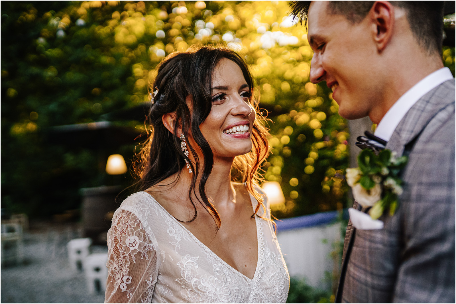Ania & Mateusz | boho wesele w Stodole pod Kasztanami 89