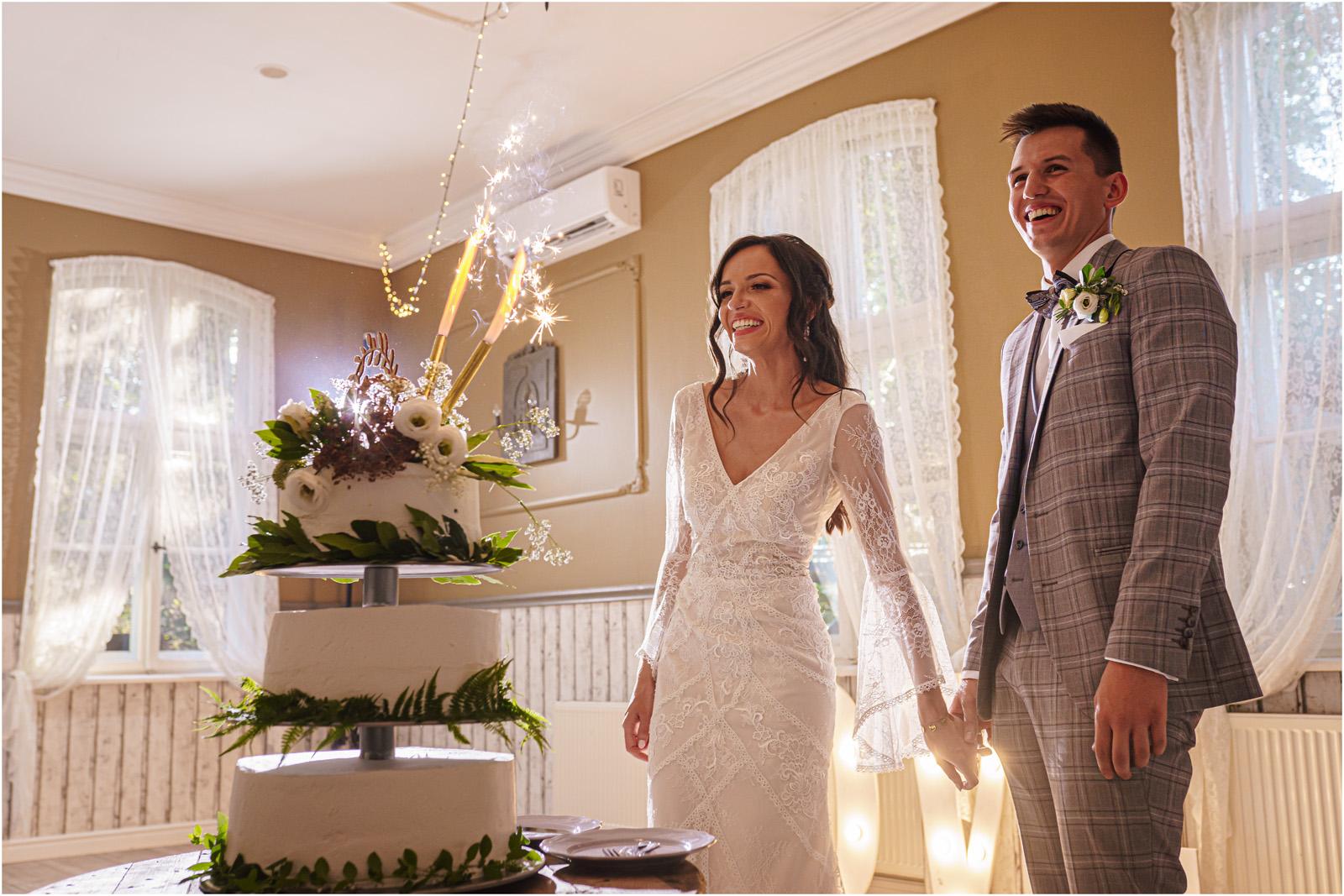 Ania & Mateusz | boho wesele w Stodole pod Kasztanami 87