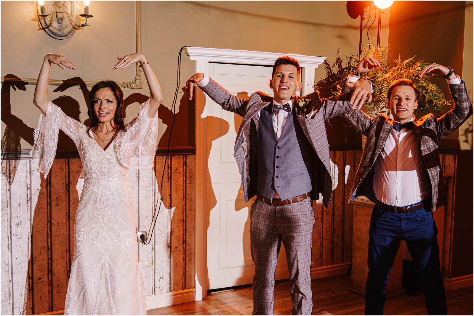Ania & Mateusz | boho wesele w Stodole pod Kasztanami 109