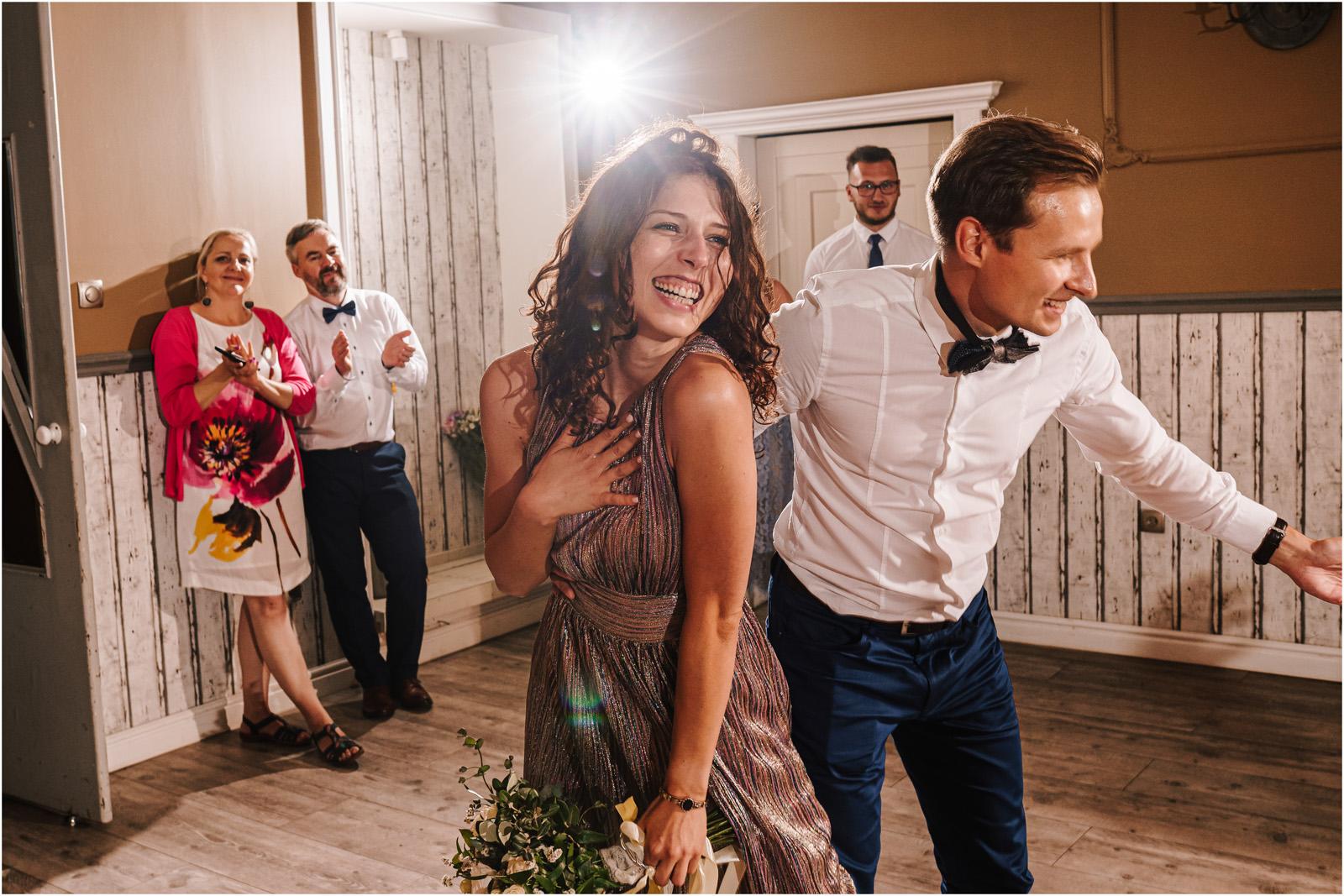 Ania & Mateusz | boho wesele w Stodole pod Kasztanami 148