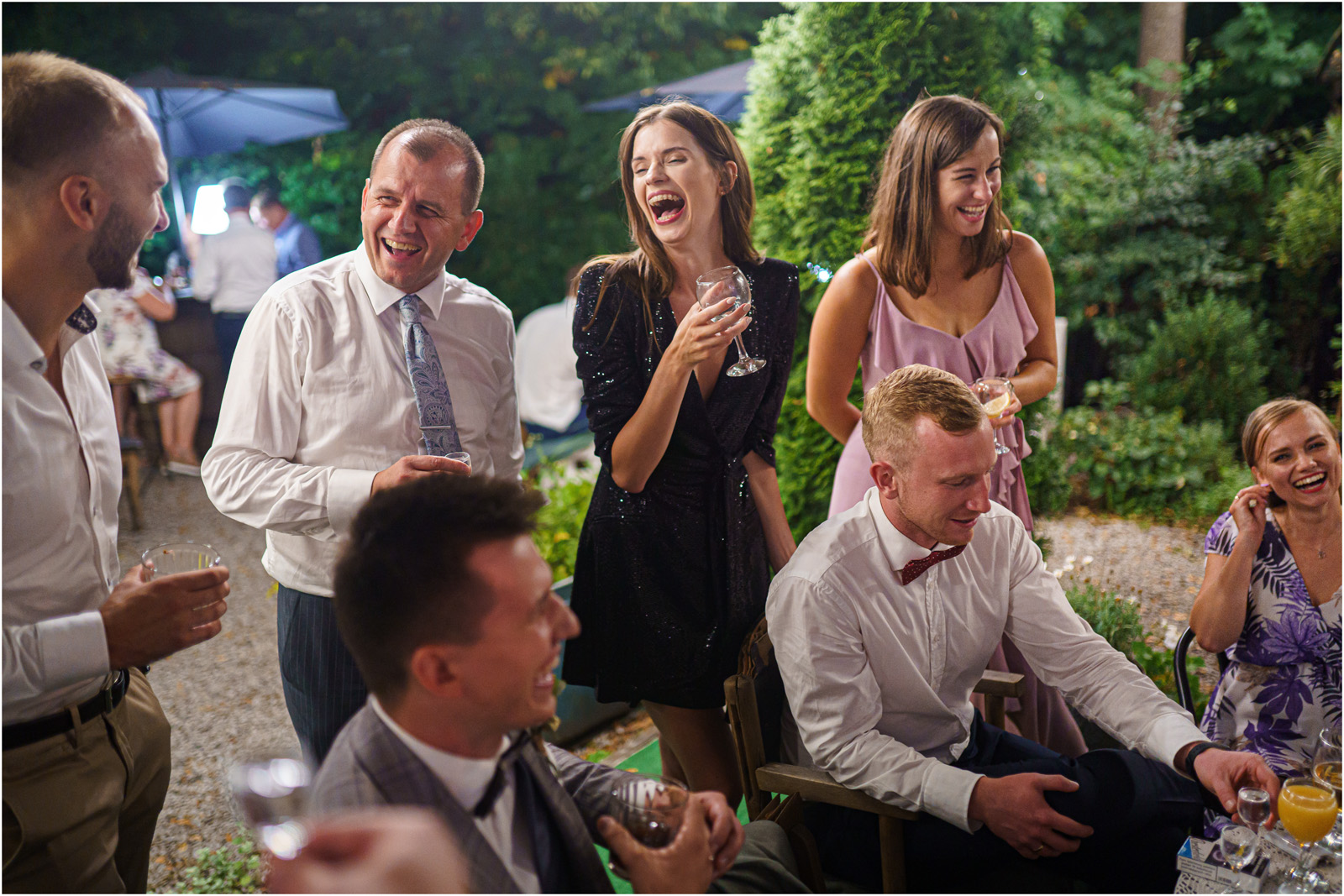 Ania & Mateusz | boho wesele w Stodole pod Kasztanami 135