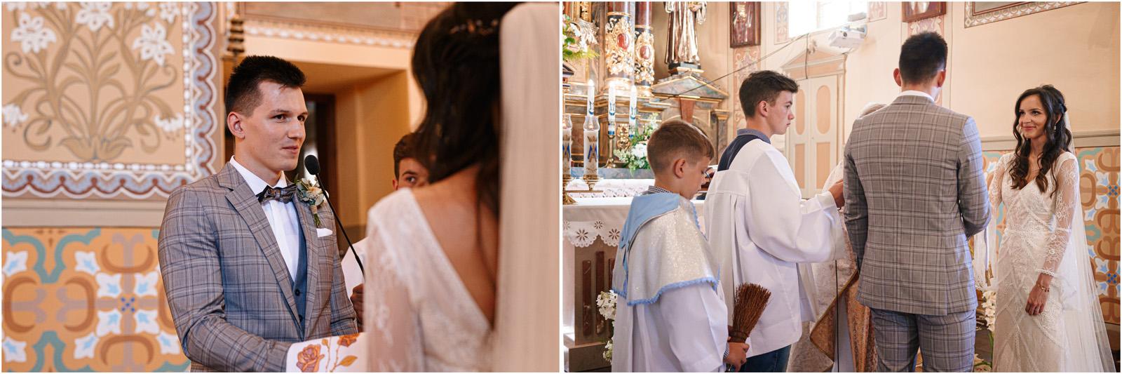 Ania & Mateusz | boho wesele w Stodole pod Kasztanami 44