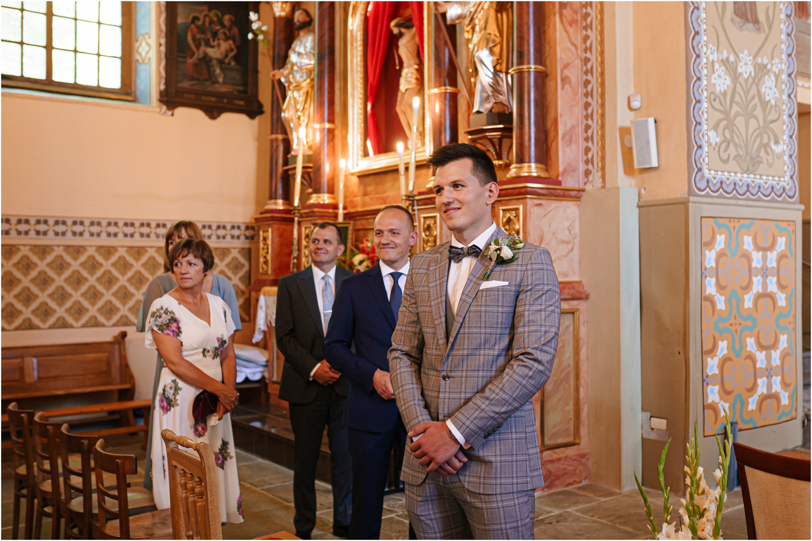 Ania & Mateusz | boho wesele w Stodole pod Kasztanami 37
