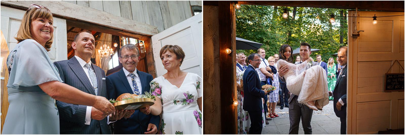 Ania & Mateusz | boho wesele w Stodole pod Kasztanami 82