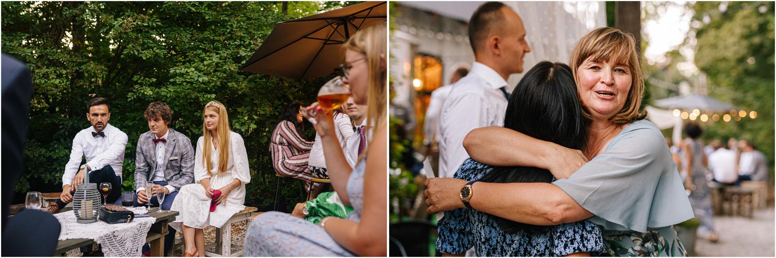 Ania & Mateusz | boho wesele w Stodole pod Kasztanami 100