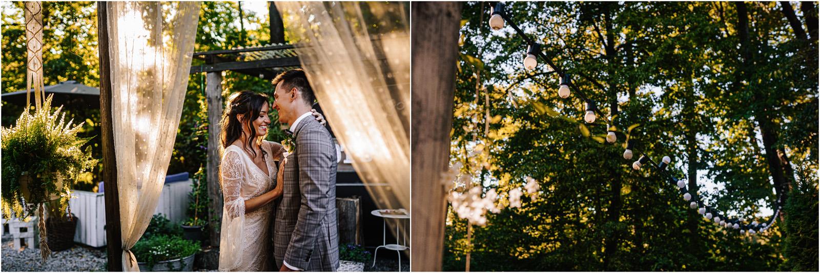 Ania & Mateusz | boho wesele w Stodole pod Kasztanami 88