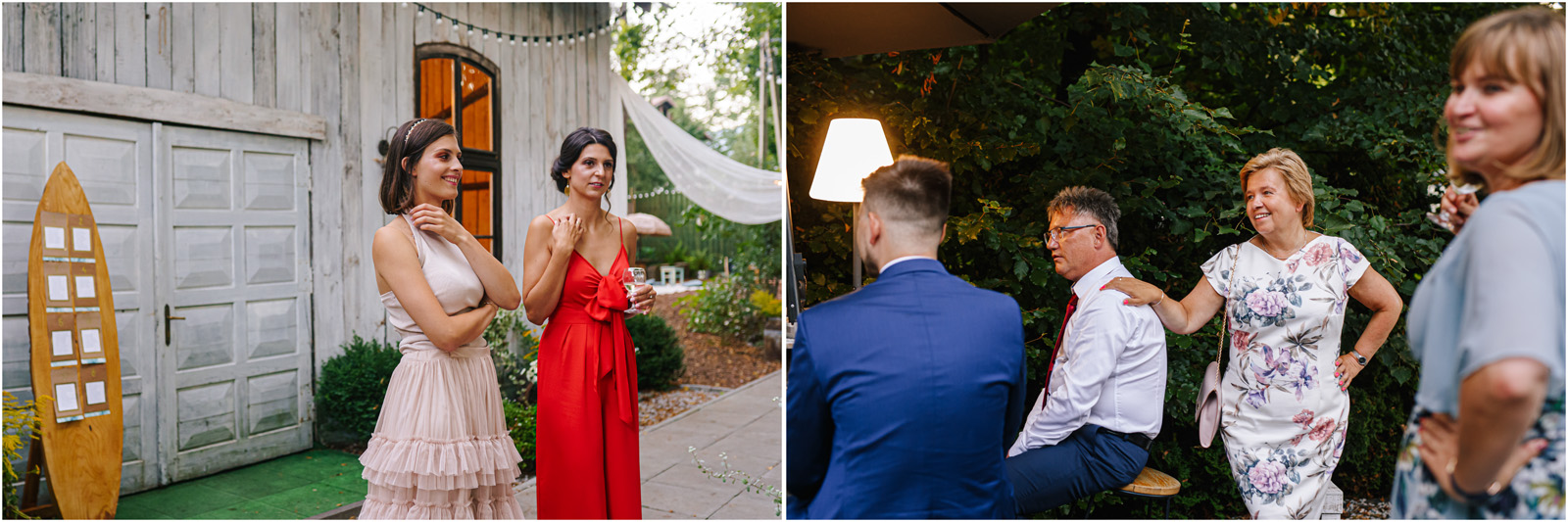 Ania & Mateusz | boho wesele w Stodole pod Kasztanami 98