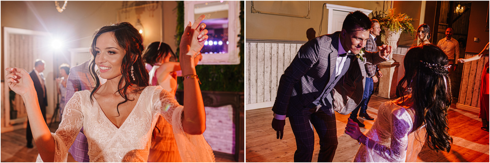 Ania & Mateusz | boho wesele w Stodole pod Kasztanami 110