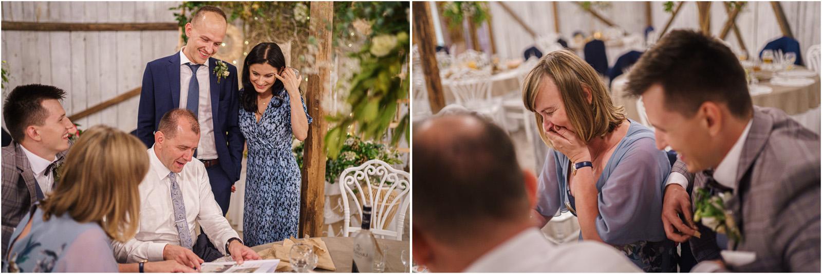 Ania & Mateusz | boho wesele w Stodole pod Kasztanami 141
