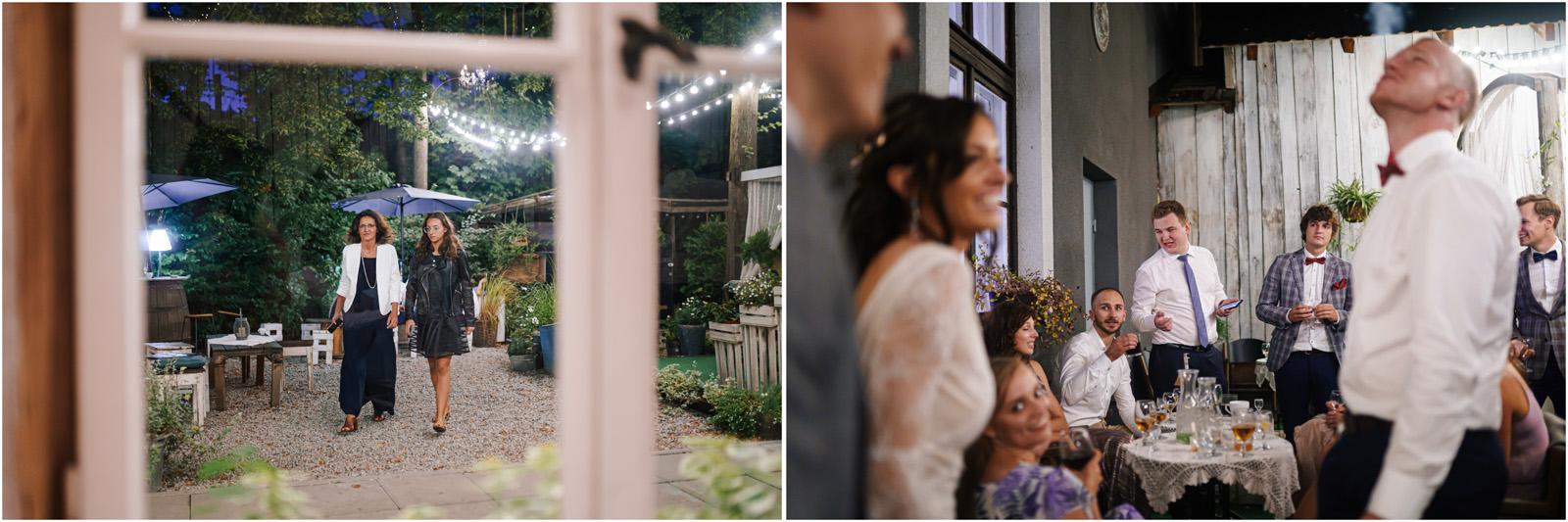 Ania & Mateusz | boho wesele w Stodole pod Kasztanami 130
