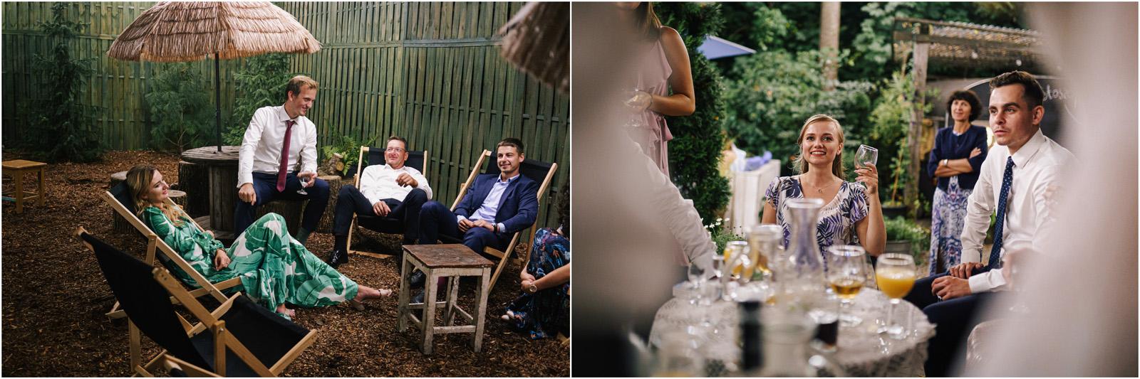 Ania & Mateusz | boho wesele w Stodole pod Kasztanami 132