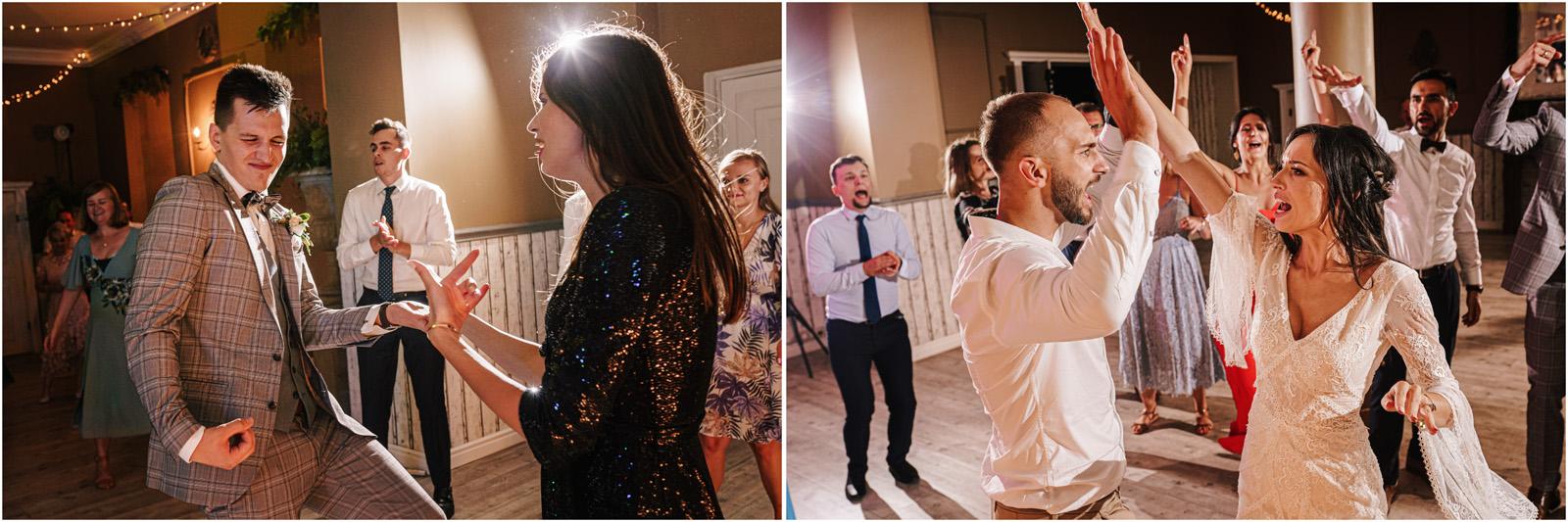 Ania & Mateusz | boho wesele w Stodole pod Kasztanami 121
