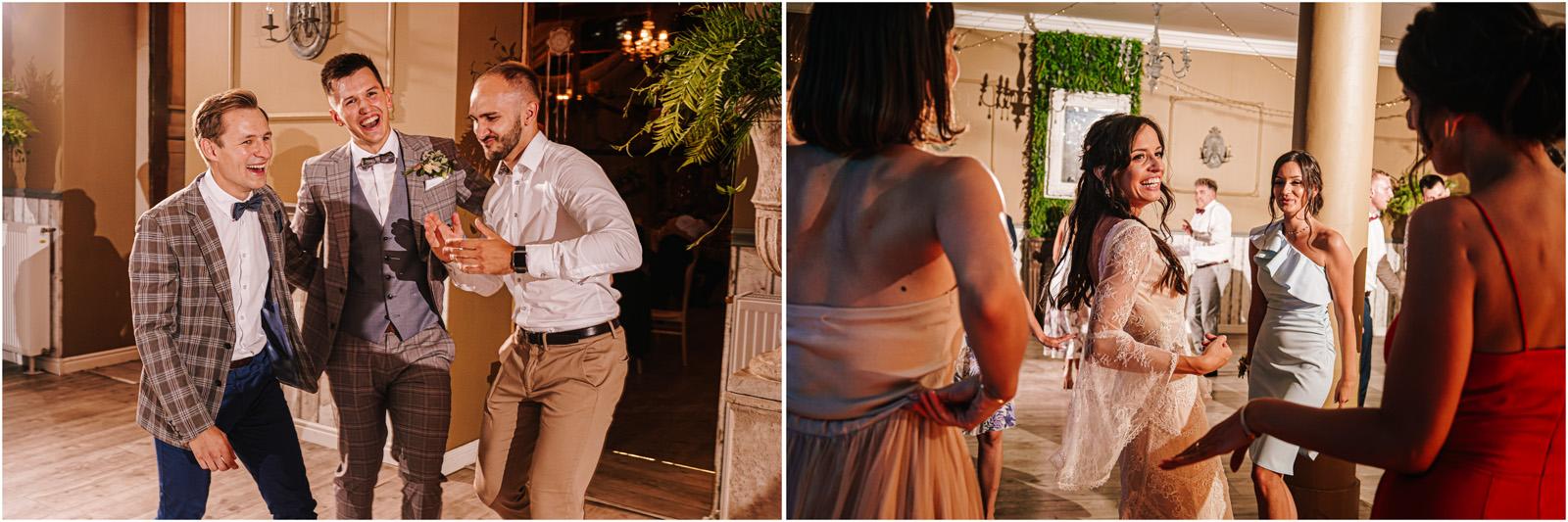 Ania & Mateusz | boho wesele w Stodole pod Kasztanami 108