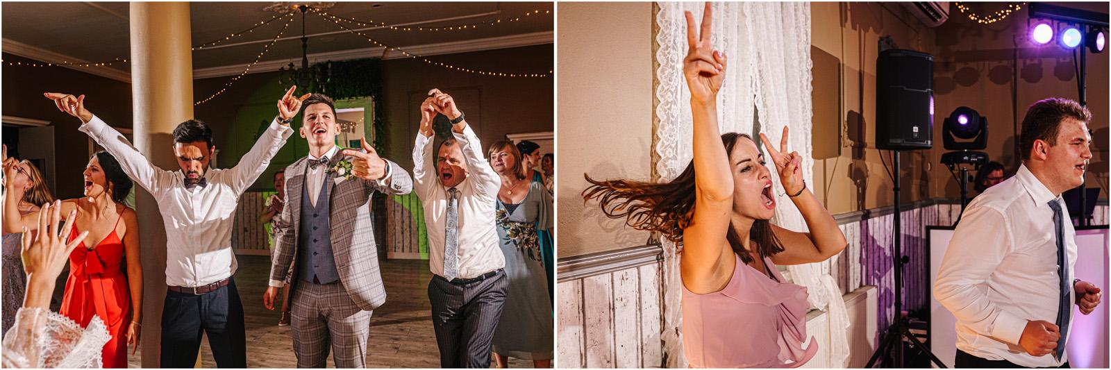 Ania & Mateusz | boho wesele w Stodole pod Kasztanami 125