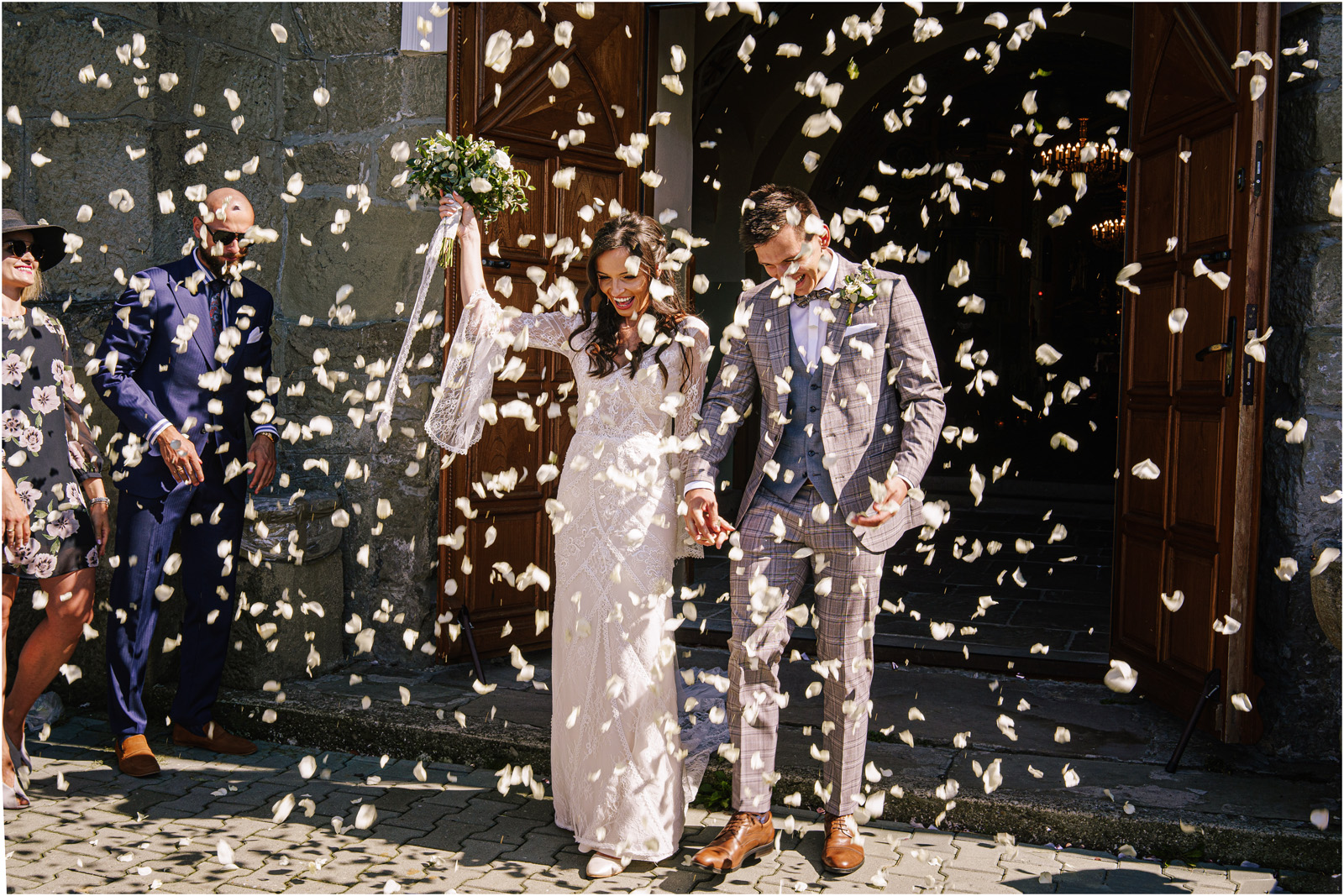 Ania & Mateusz | boho wesele w Stodole pod Kasztanami 49