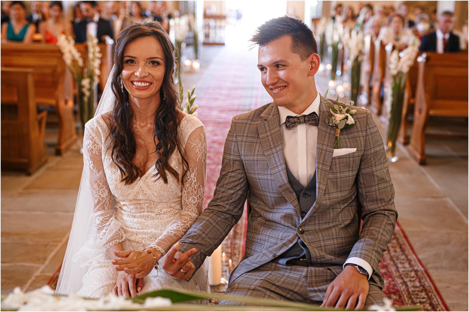 Ania & Mateusz | boho wesele w Stodole pod Kasztanami 47