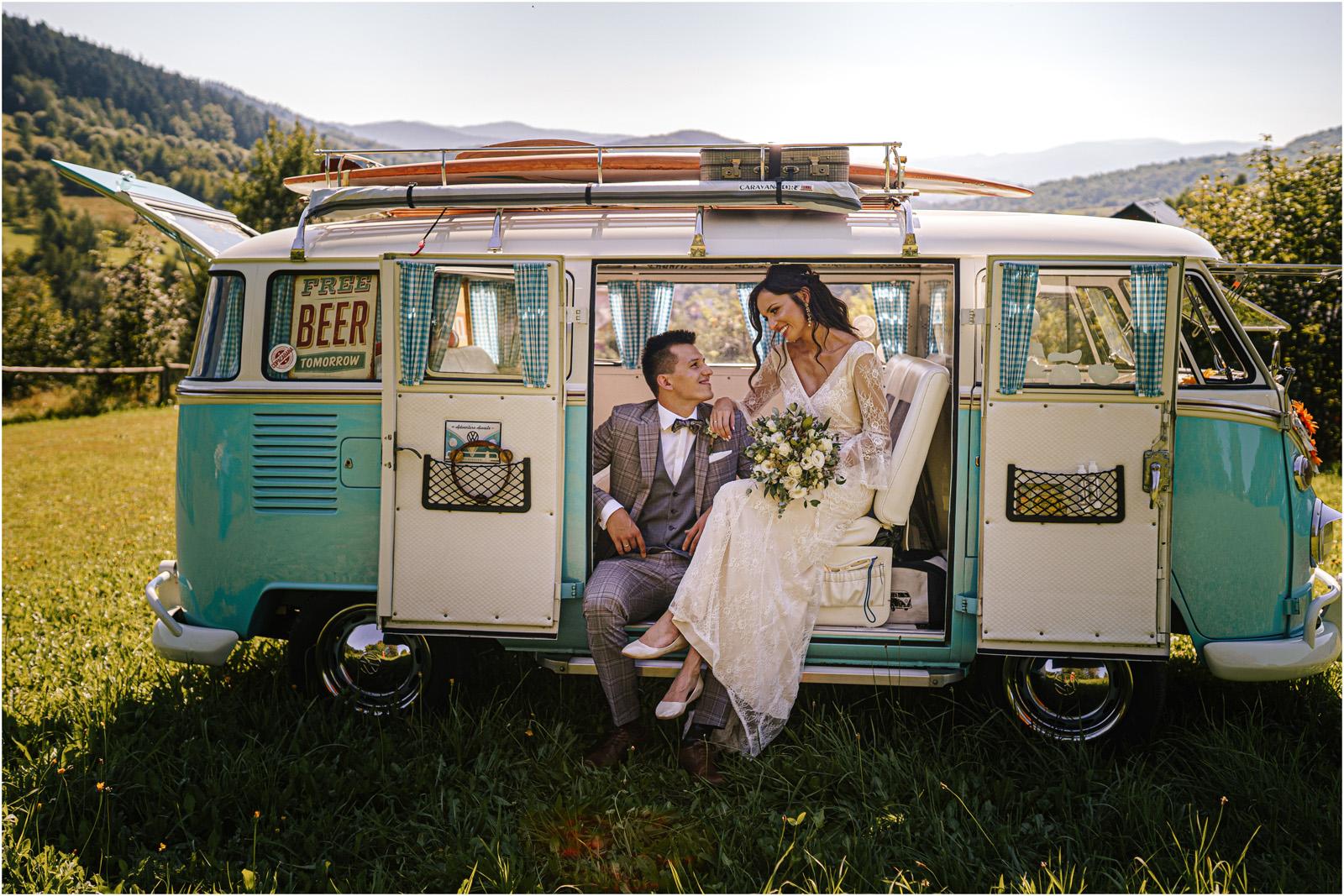 Ania & Mateusz | boho wesele w Stodole pod Kasztanami 52