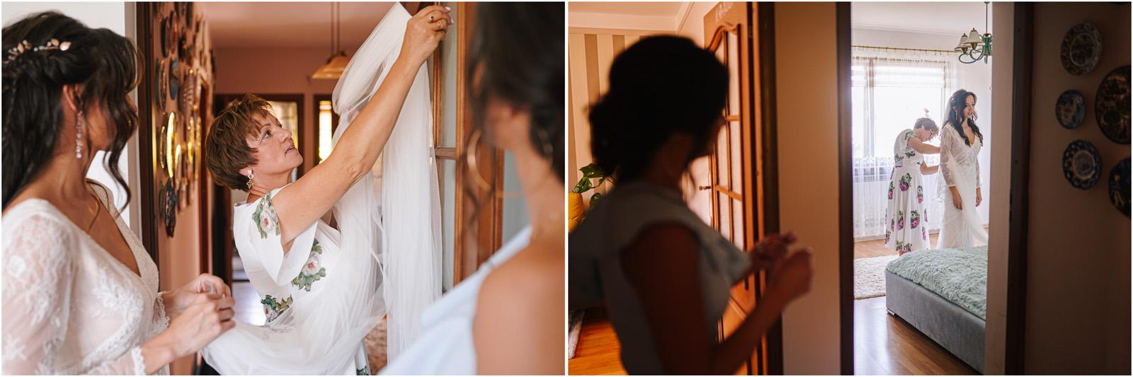 Ania & Mateusz | boho wesele w Stodole pod Kasztanami 15