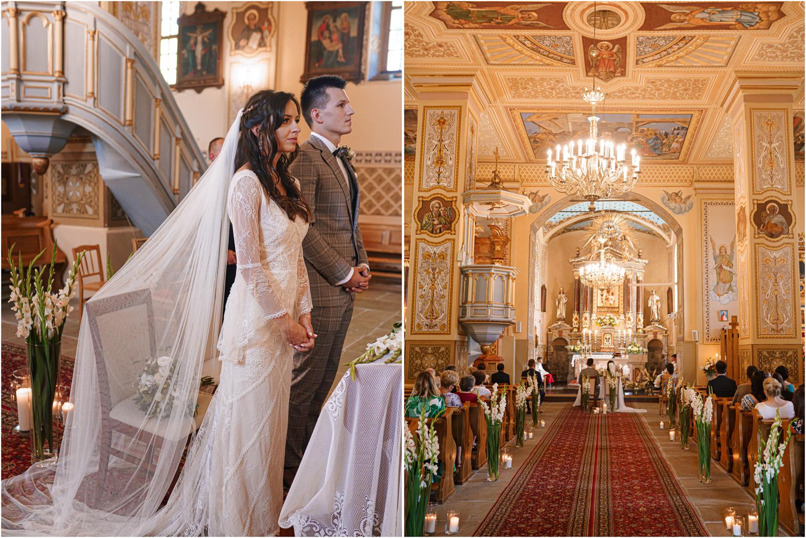 Ania & Mateusz | boho wesele w Stodole pod Kasztanami 42