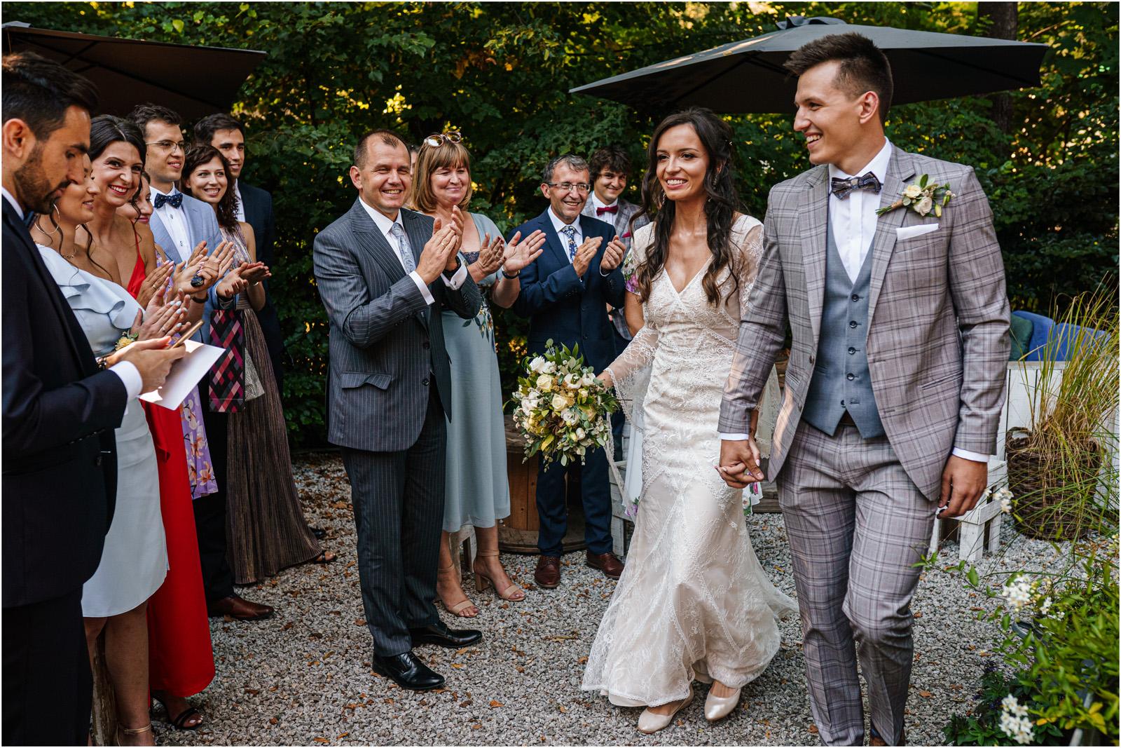 Ania & Mateusz | boho wesele w Stodole pod Kasztanami 70