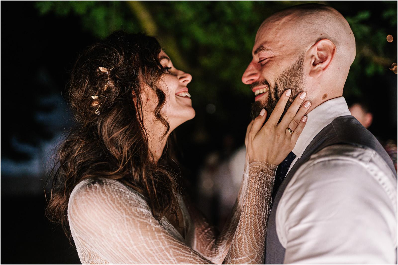 Justyna & Adrian | romantyczne wesele plenerowe w Jaworowym Dworze 139