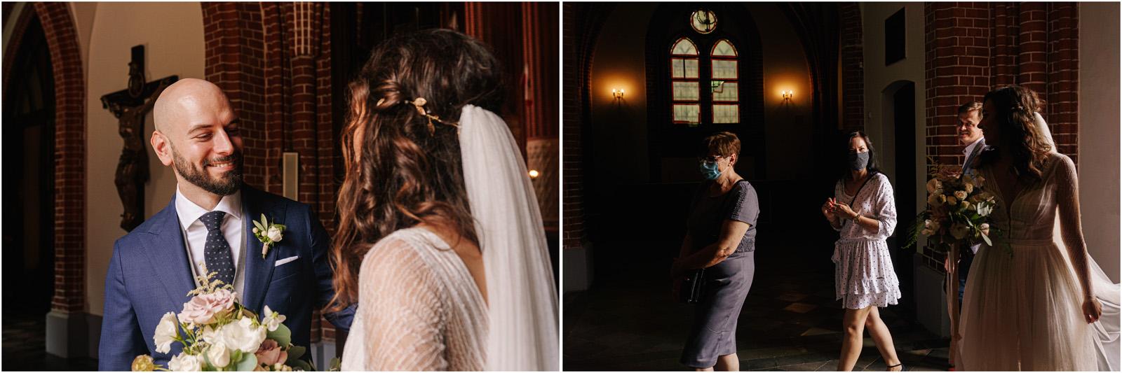 Justyna & Adrian | romantyczne wesele plenerowe w Jaworowym Dworze 28
