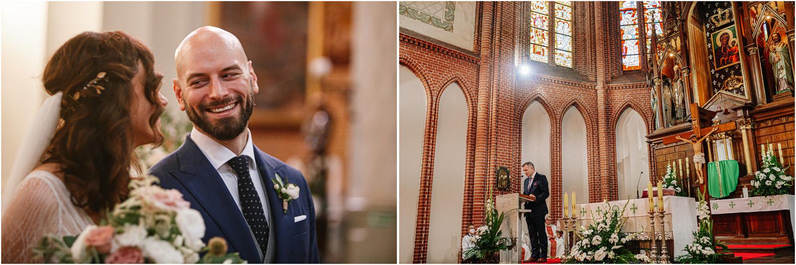 Justyna & Adrian | romantyczne wesele plenerowe w Jaworowym Dworze 33