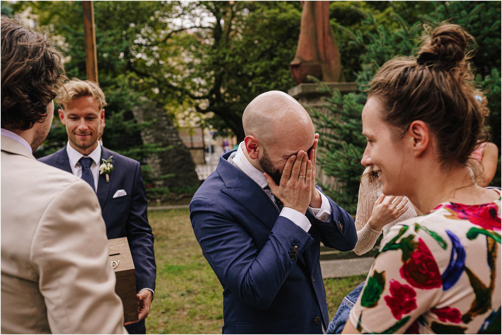 Justyna & Adrian | romantyczne wesele plenerowe w Jaworowym Dworze 42