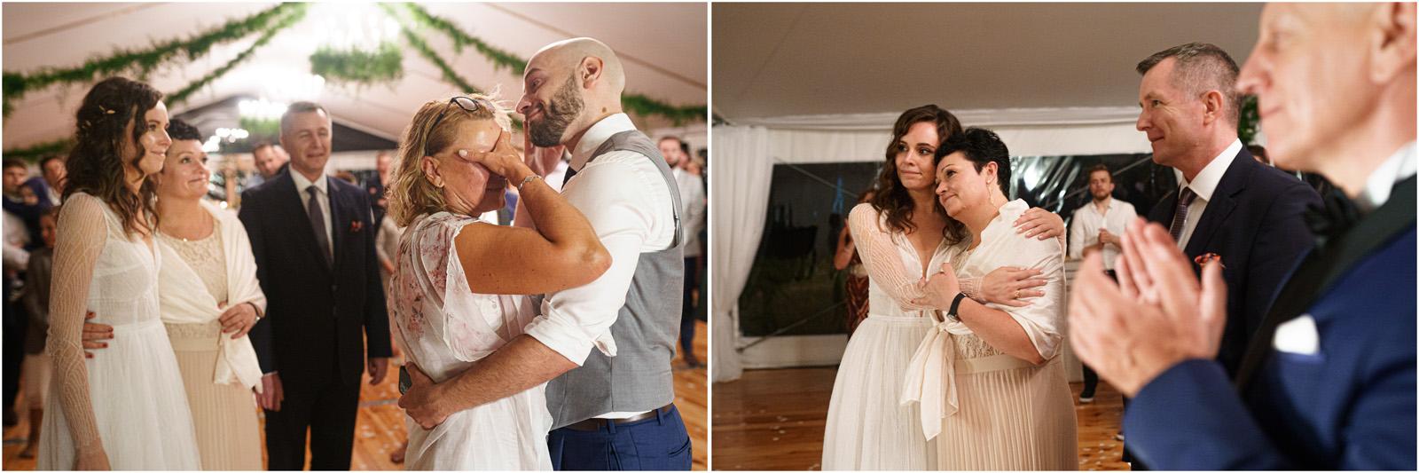 Justyna & Adrian | romantyczne wesele plenerowe w Jaworowym Dworze 123