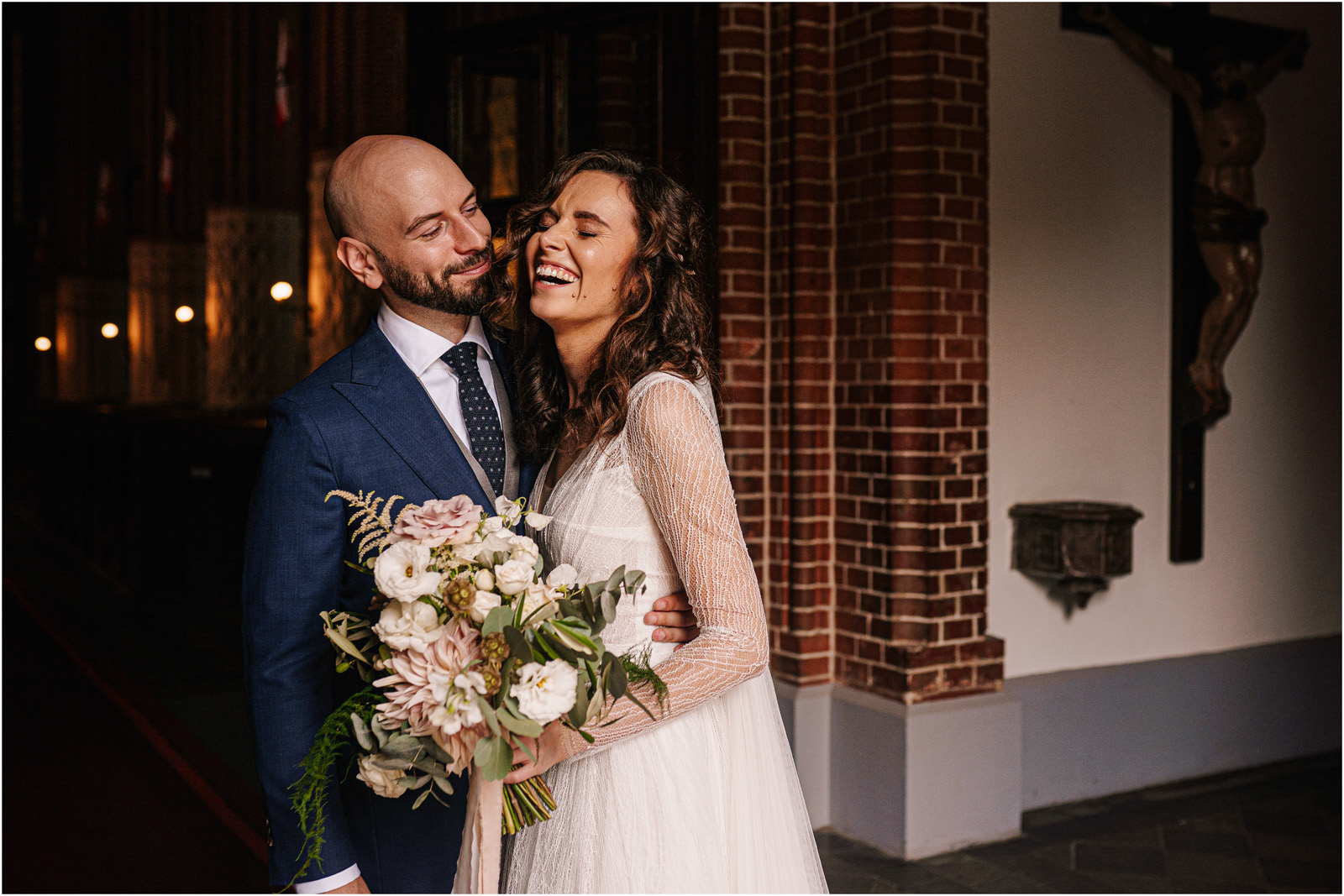 Justyna & Adrian | romantyczne wesele plenerowe w Jaworowym Dworze 29
