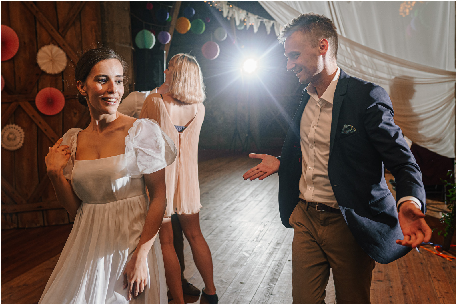 Karolina & Michał | wesele w stodole Dyrkowo 100