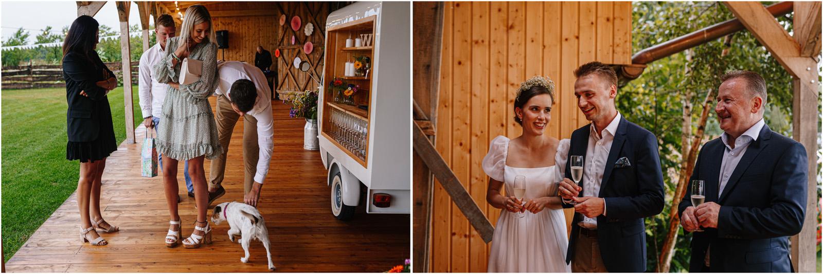 Karolina & Michał | wesele w stodole Dyrkowo 16