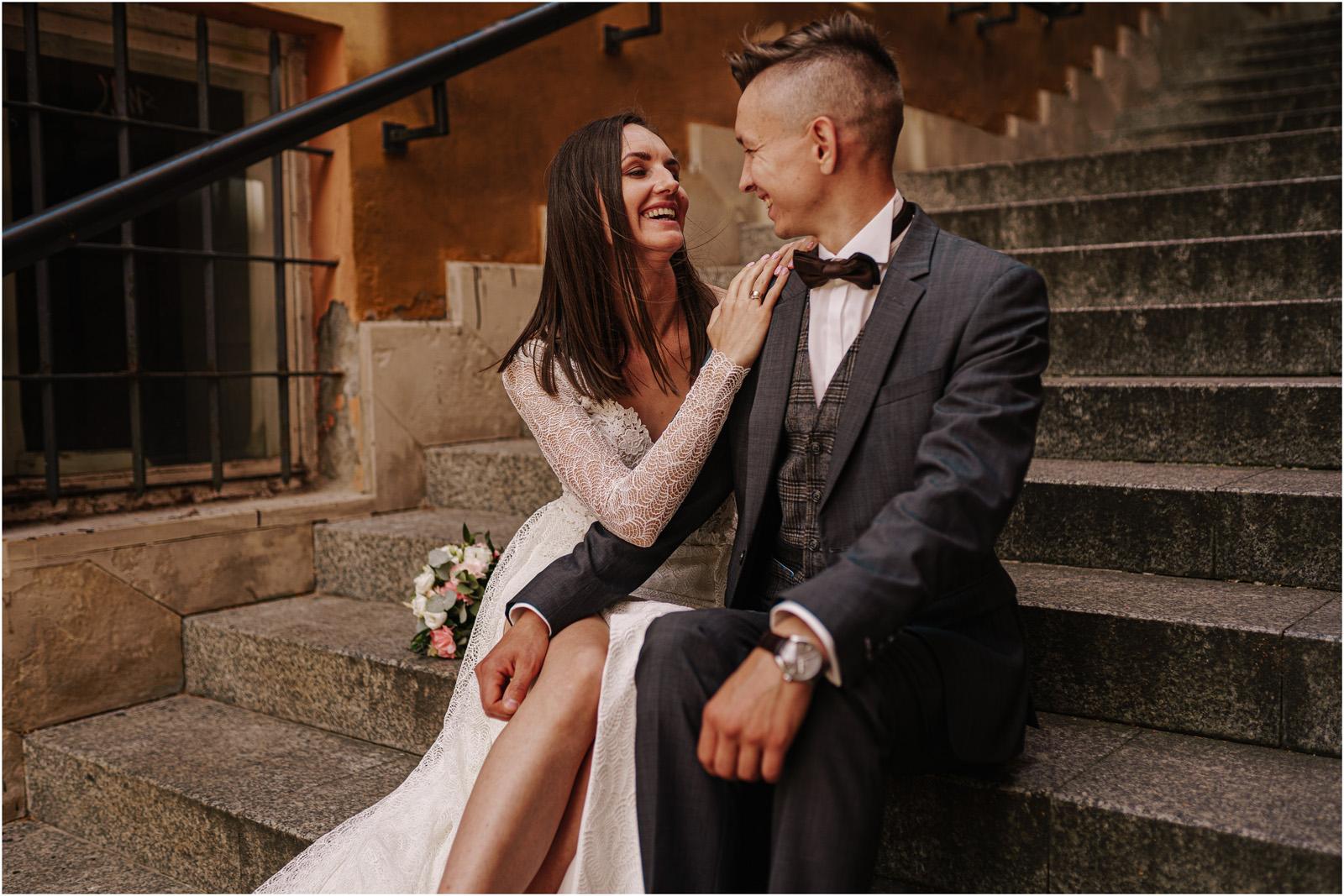 Monika & Marcin | sesja na Starym Mieście w Warszawie 22