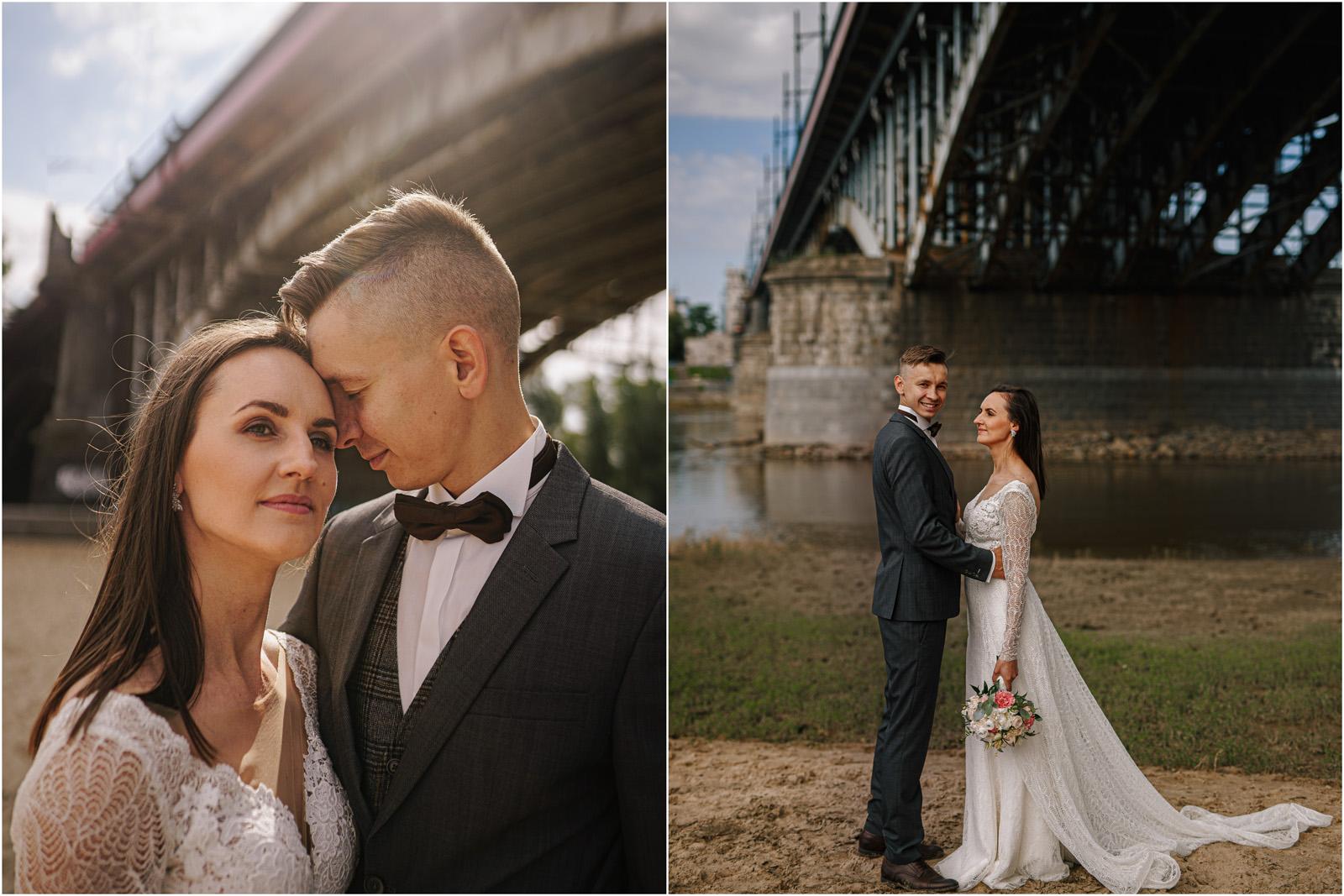 Monika & Marcin | sesja na Starym Mieście w Warszawie 16