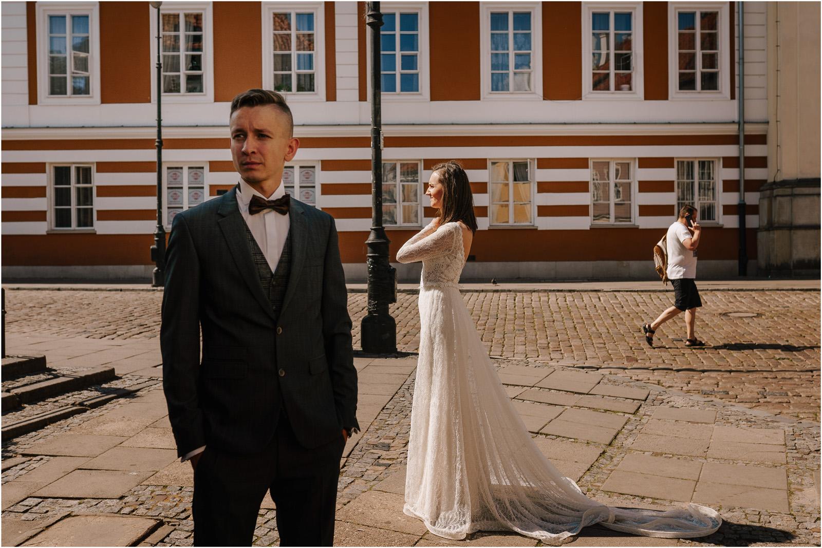 Monika & Marcin | sesja na Starym Mieście w Warszawie 28