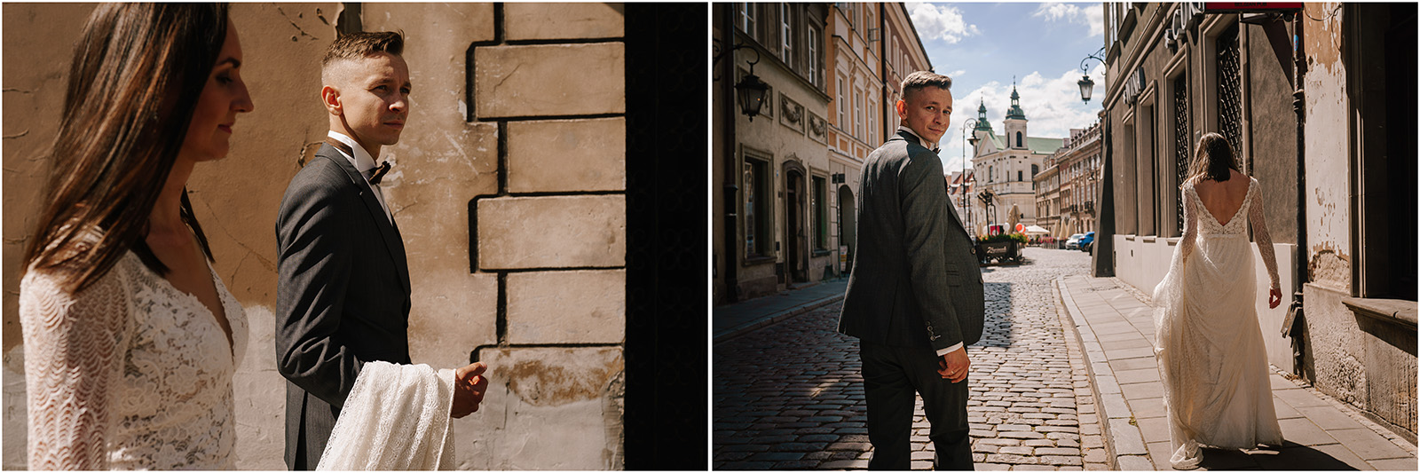 Monika & Marcin | sesja na Starym Mieście w Warszawie 30
