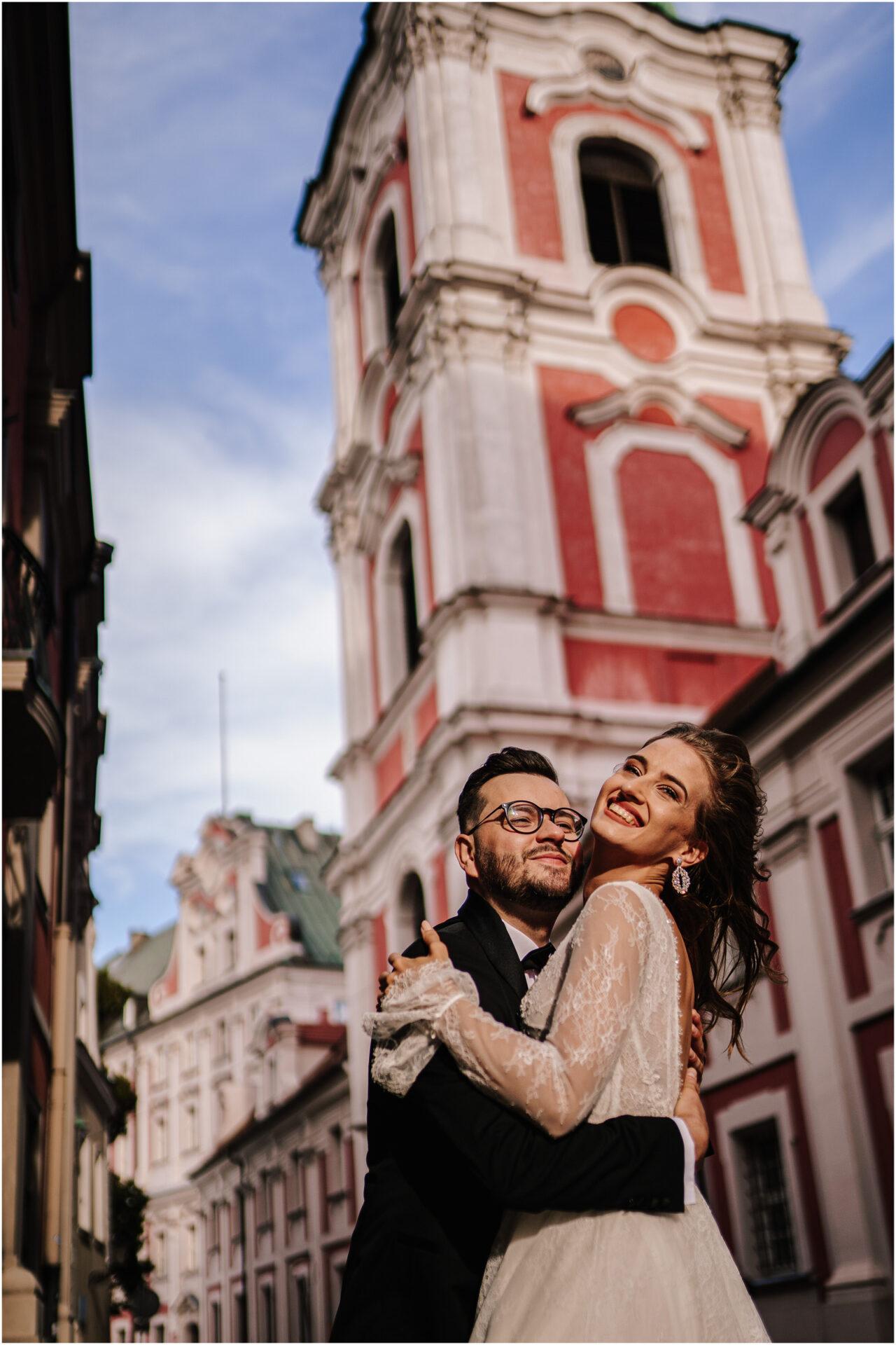 Asia & Andrzej | sesja na dachu w Poznaniu 12